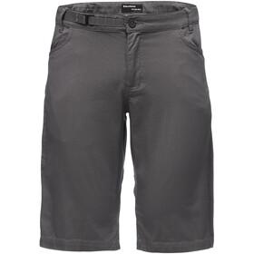 Black Diamond Credo korte broek Heren grijs